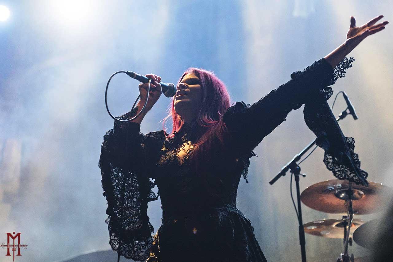 Blackbriar @ TivoliVredenburg, Utrecht, 14-2-2020