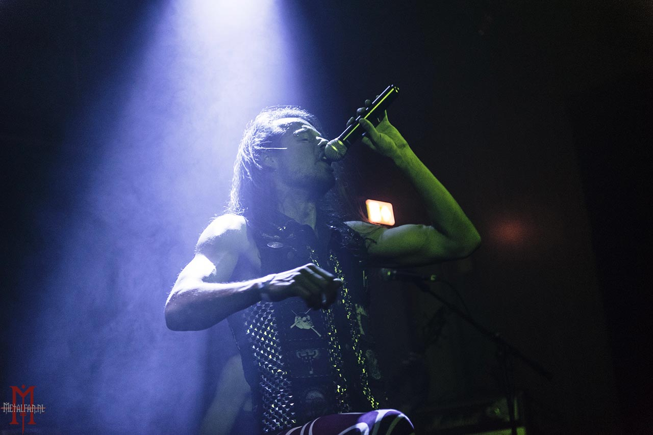 Razorblade Messiah @ Mezz, Breda, 28-2-2020