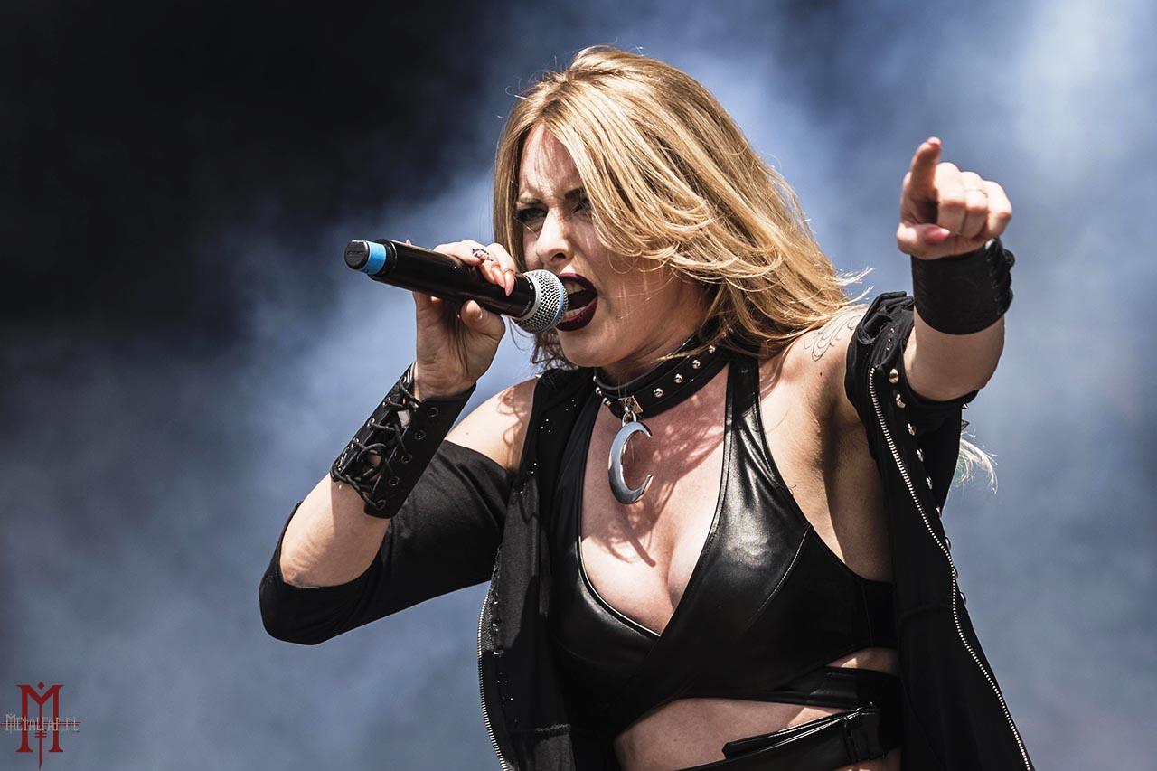 Burning Witches @ Alcatraz Hard Rock & Metal Festival 2021