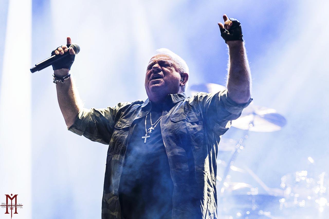 Dirkschneider @ Alcatraz Hard Rock & Metal Festival 2021