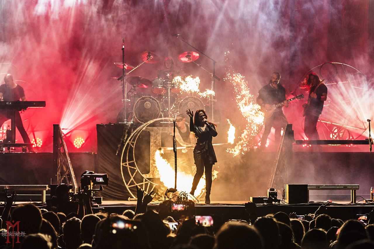 Epica @ Alcatraz Hard Rock & Metal Festival 2021