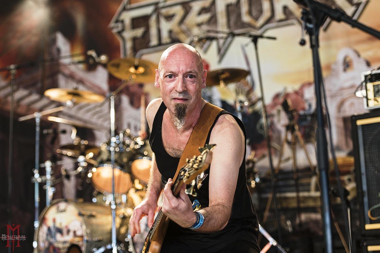 Fireforce @ Alcatraz Hard Rock & Metal Festival 2021