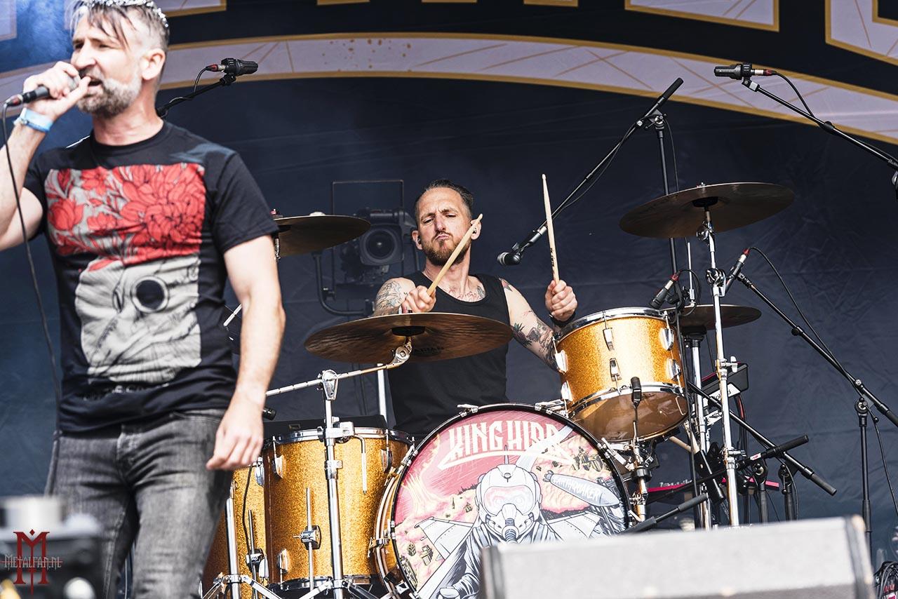 King Hiss @ Alcatraz Hard Rock & Metal Festival 2021