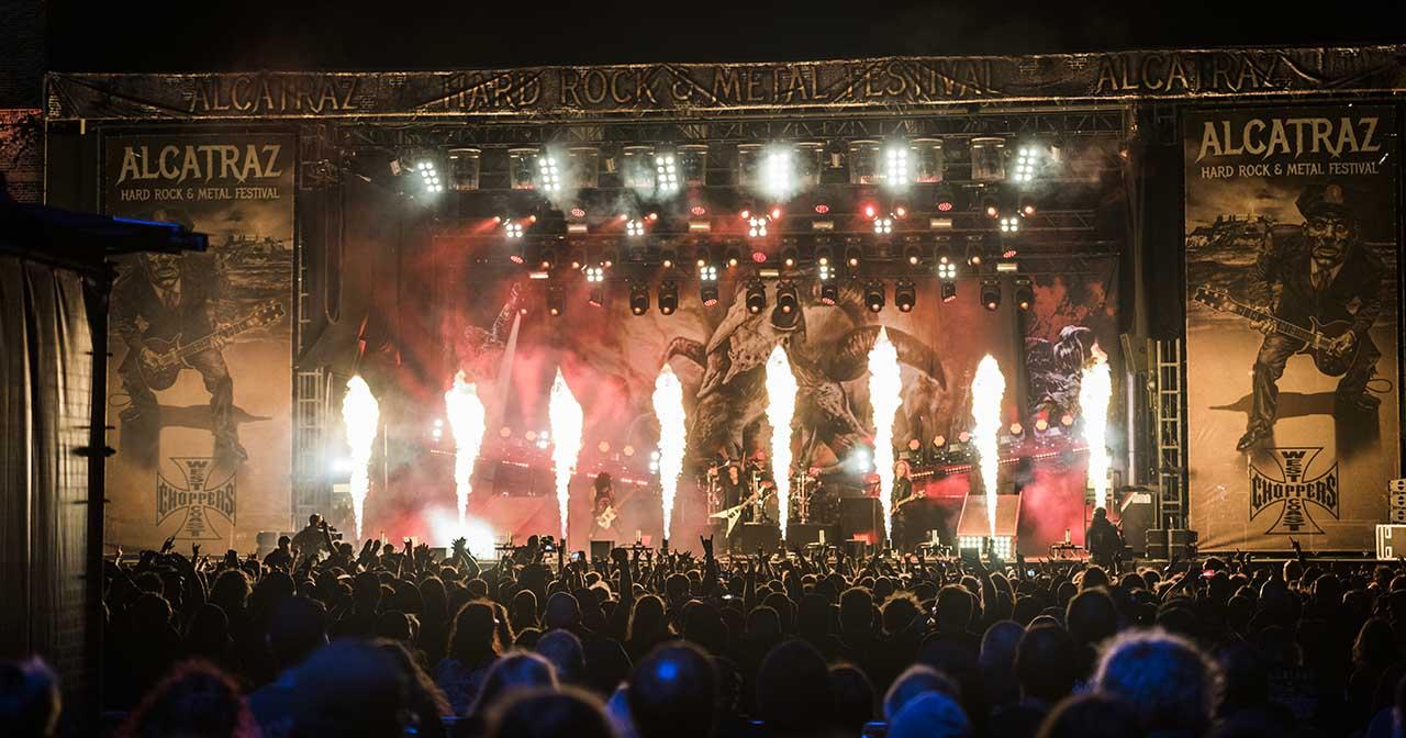 Verslag van Alcatraz Hard Rock & Metal Festival