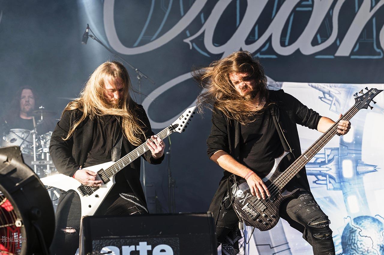 Orden Ogan @ Alcatraz Hard Rock & Metal Festival 2021