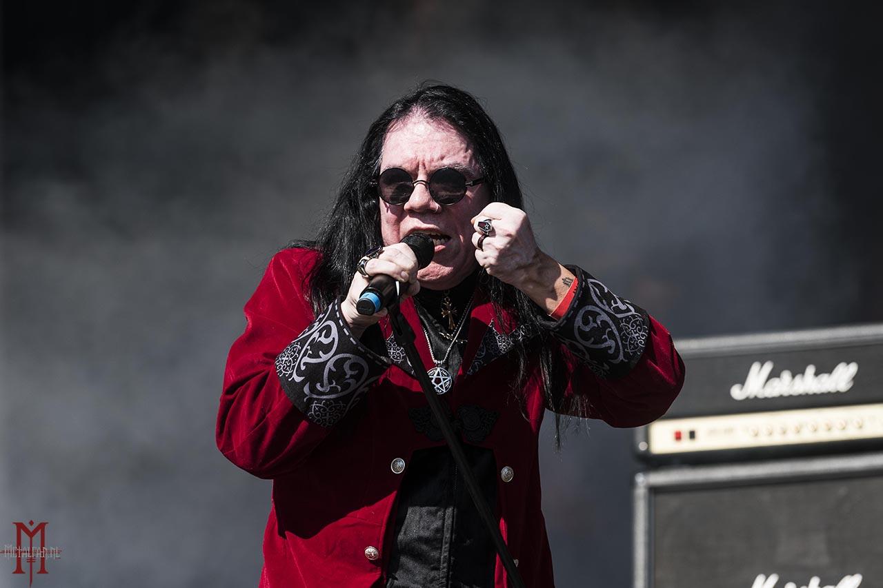 Seven Witches @ Alcatraz Hard Rock & Metal Festival 2021