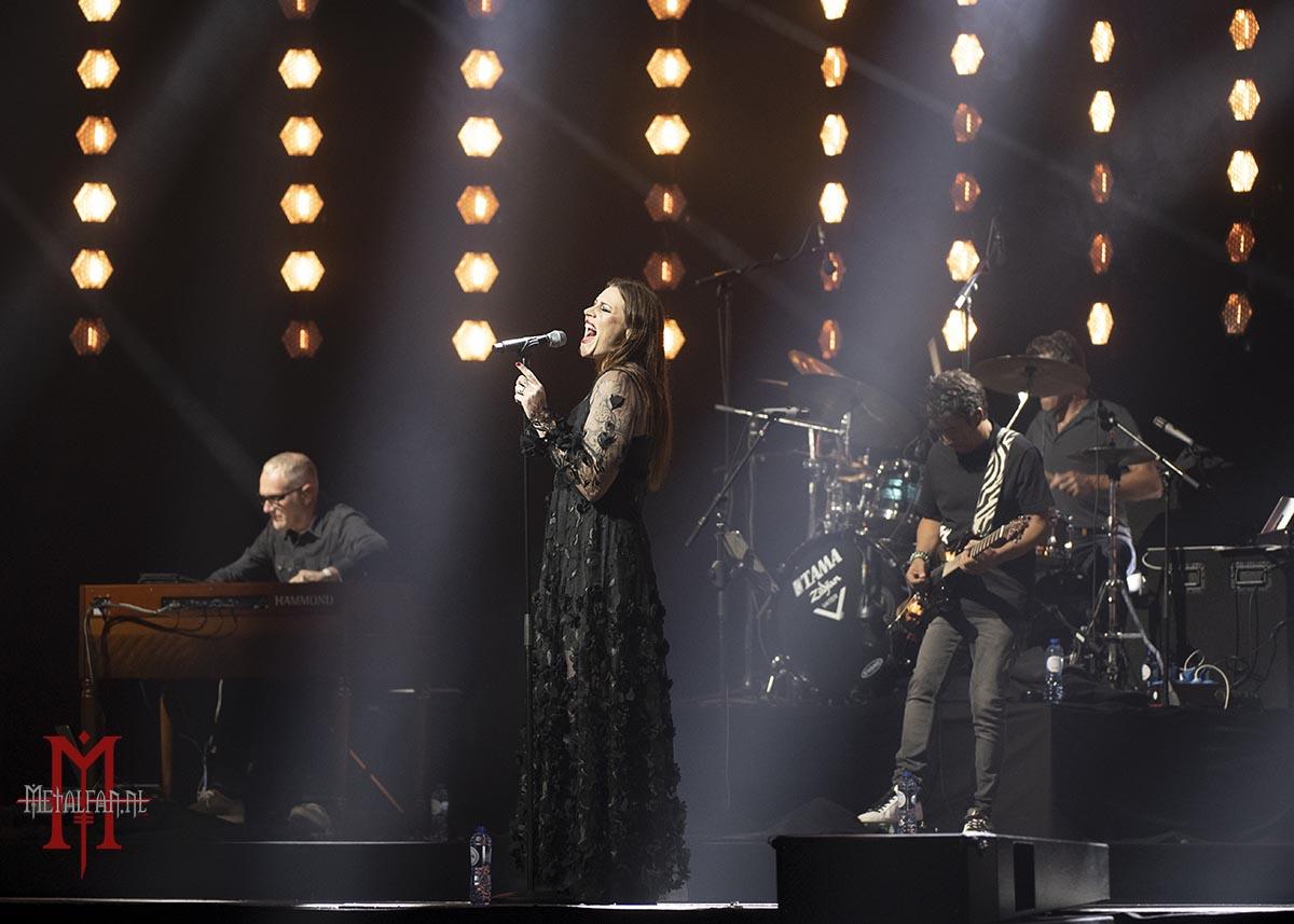 Floor Jansen @ AFAS Live, Amsterdam, 1-9-2021