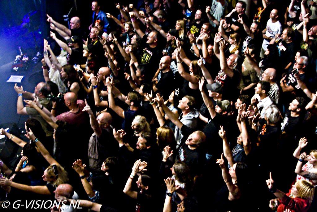 Loudness @ Gebouw-T, Bergen Op Zoom, 19-7-2015. Foto door Gerard van G-Visions.nl