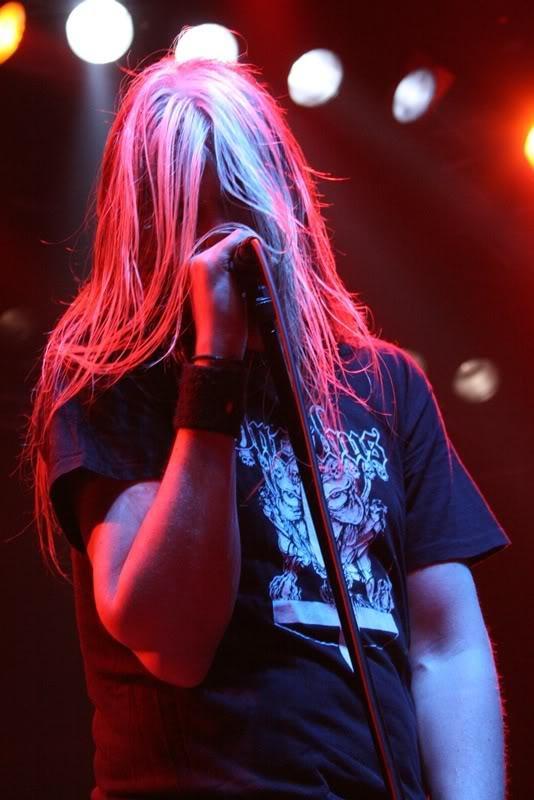 Asphyx, Neurotic Deathfest 2008