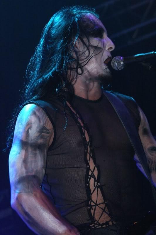 Behemoth, Neurotic Deathfest 2008