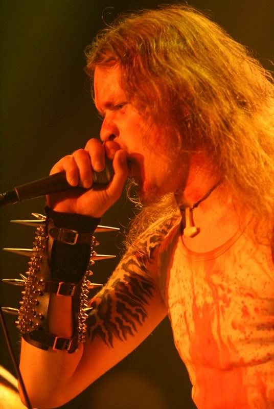 Blood Red Throne, Neurotic Deathfest 2008