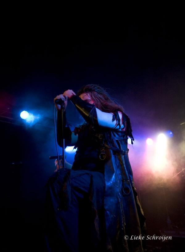 Crimfall @ The Rock Temple, Kerkrade,  11-11-2011