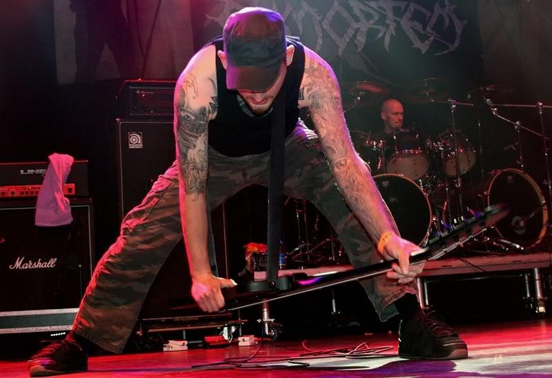 Exmortem, Neurotic Deathfest 2008
