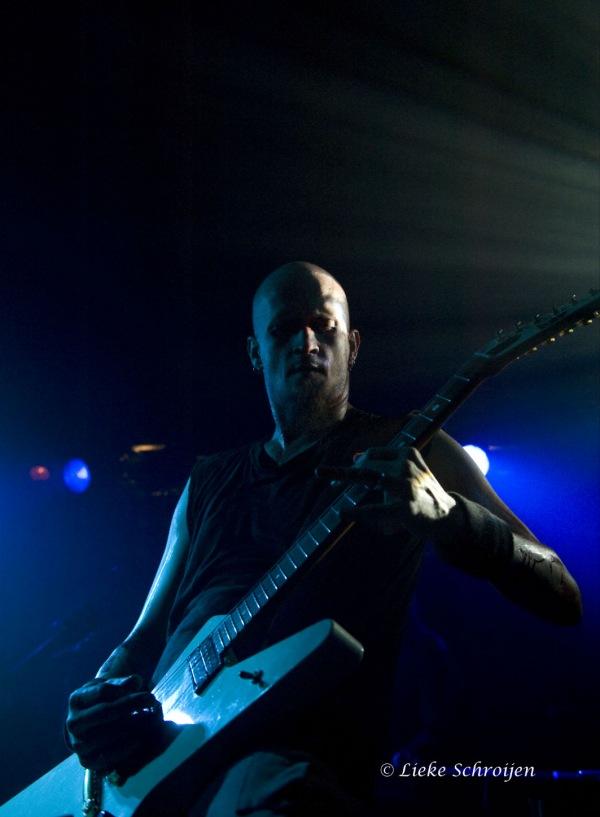 Moonsorrow @ The Rock Temple, Kerkrade,  11-11-2011