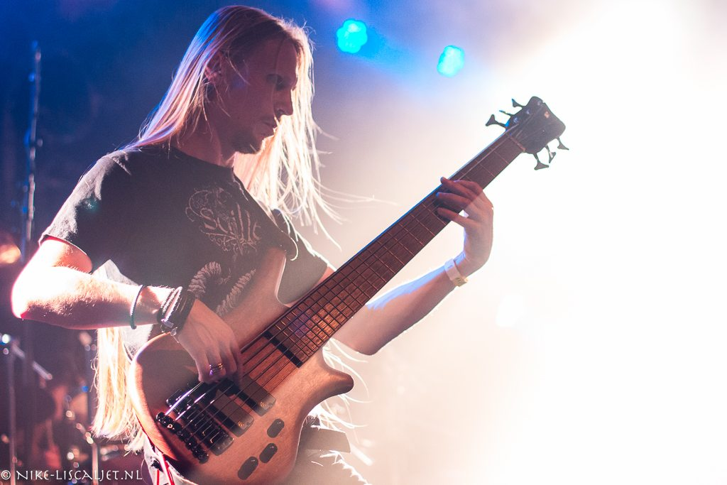 Saille @ The Cave, Amsterdam, 9-11-2014