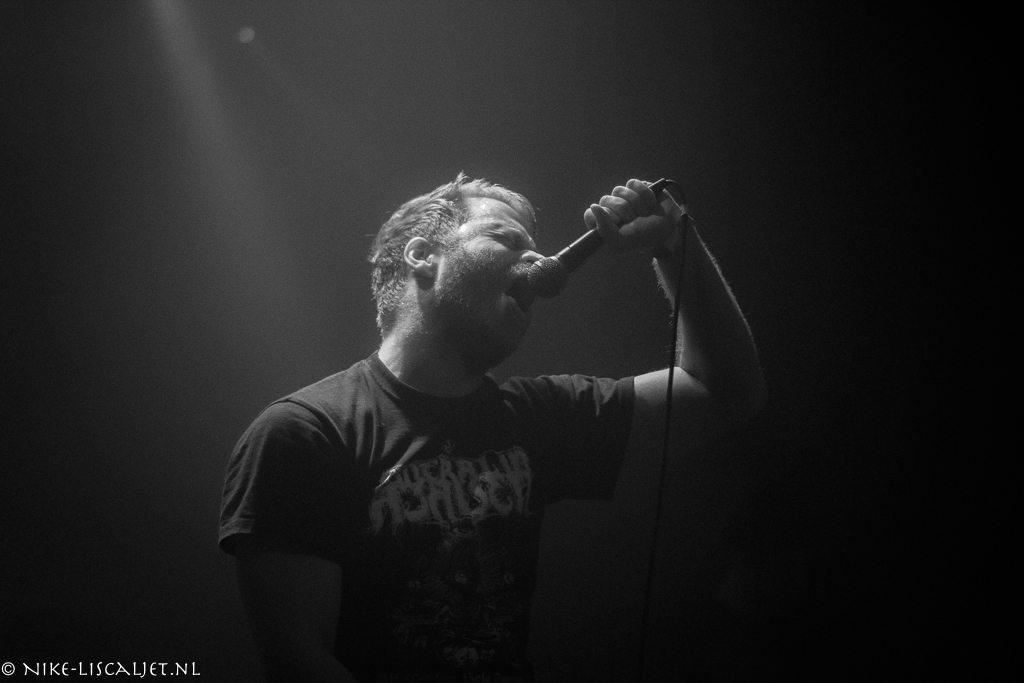 Tenzij De Horde @ The Cave, Amsterdam, 9-11-2014