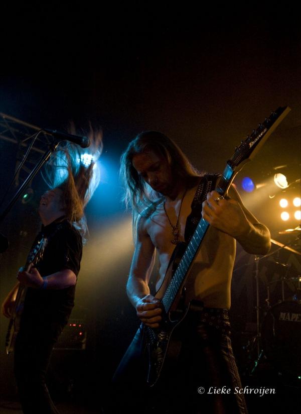 Týr @ The Rock Temple, Kerkrade,  11-11-2011