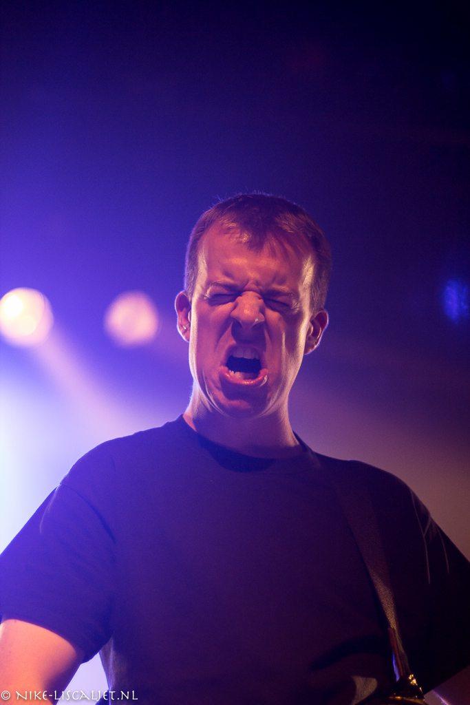 Winterfylleth @ The Cave, Amsterdam, 9-11-2014