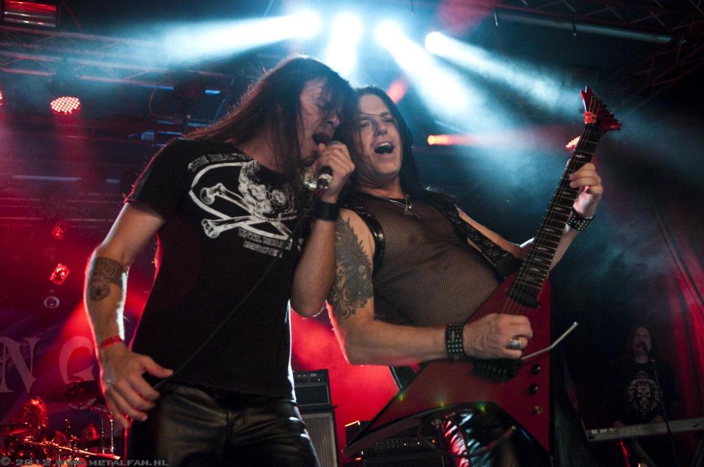 Crimson Glory @ Alcatraz Metal Festival 2012