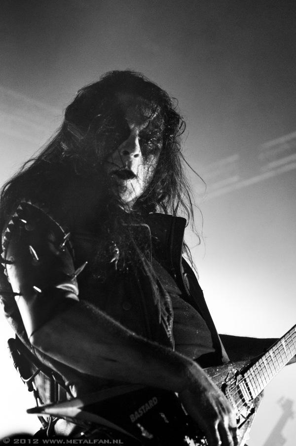 Immortal @ Alcatraz Metal Festival 2012