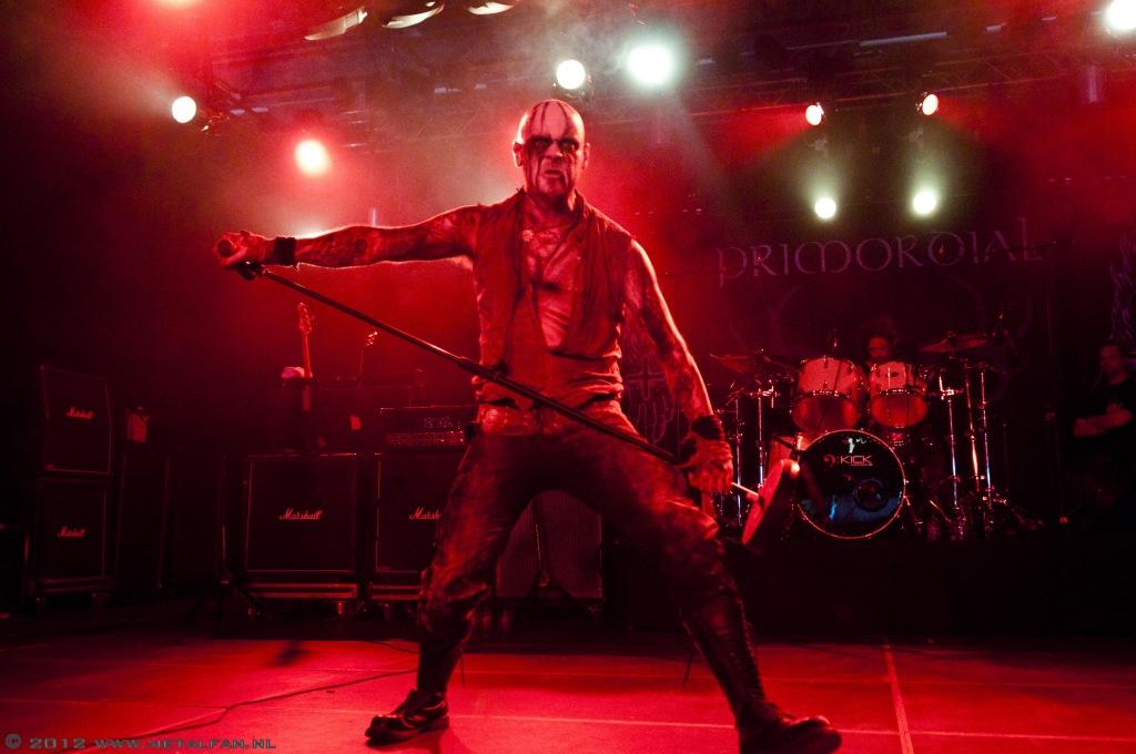 Primordial @ Alcatraz Metal Festival 2012