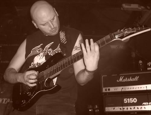 Angelcorpse @ Baroeg 2008