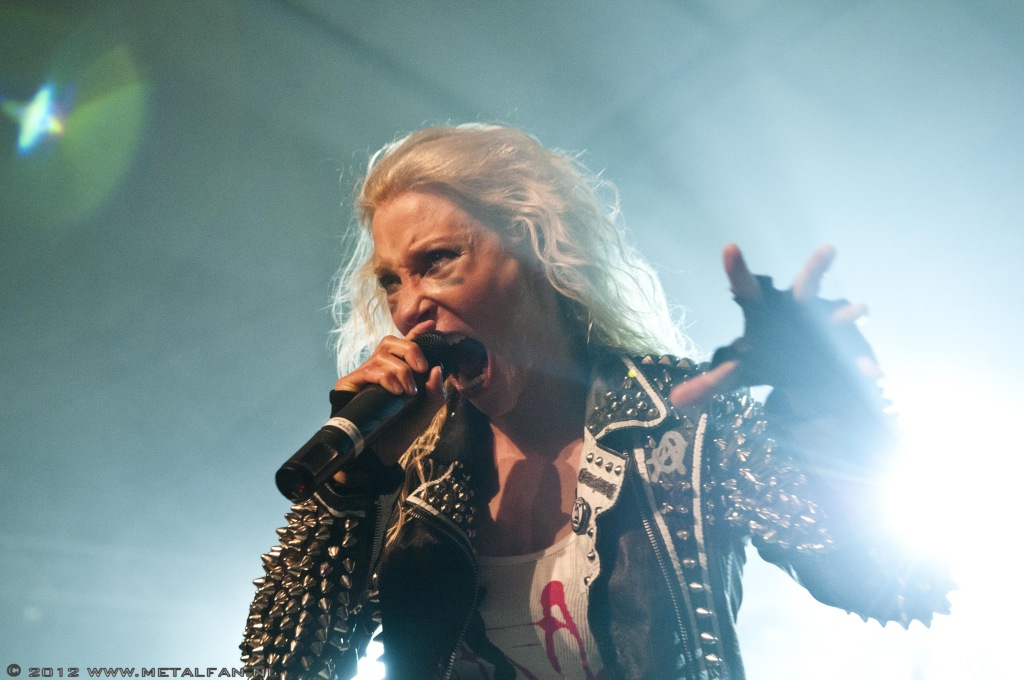 Arch Enemy @ Dokk'em Open Air 2012