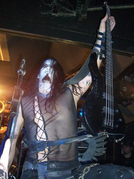 Behemoth, 02-02-2008, Baroeg Rotterdam