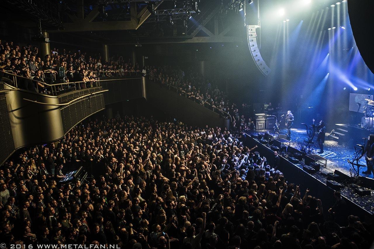 Behemoth @ TivoliVredenburg, Utrecht, 6-2-2016