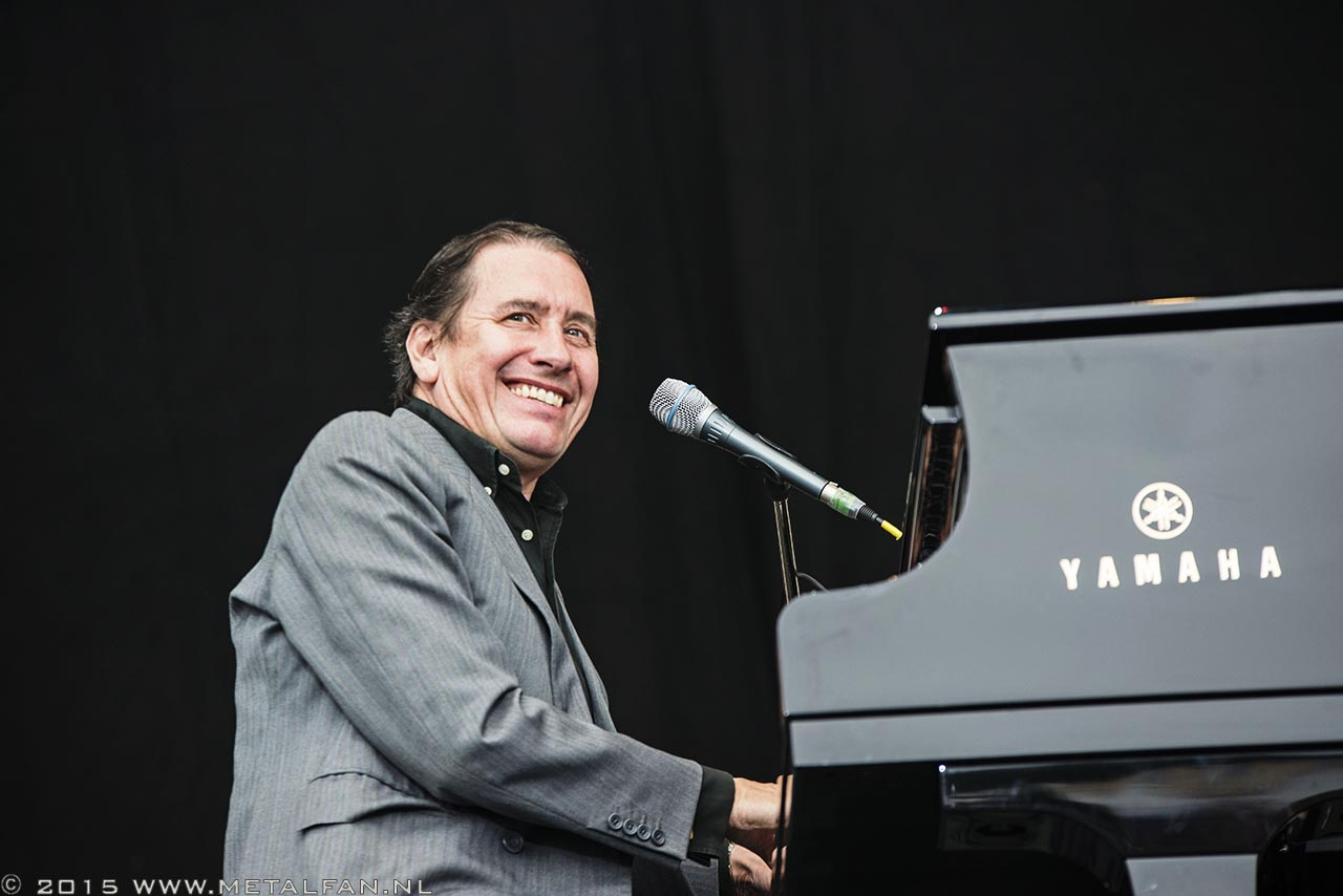Jools Holland and His Rhythm & Blues Orchestra @ Bospop 2015