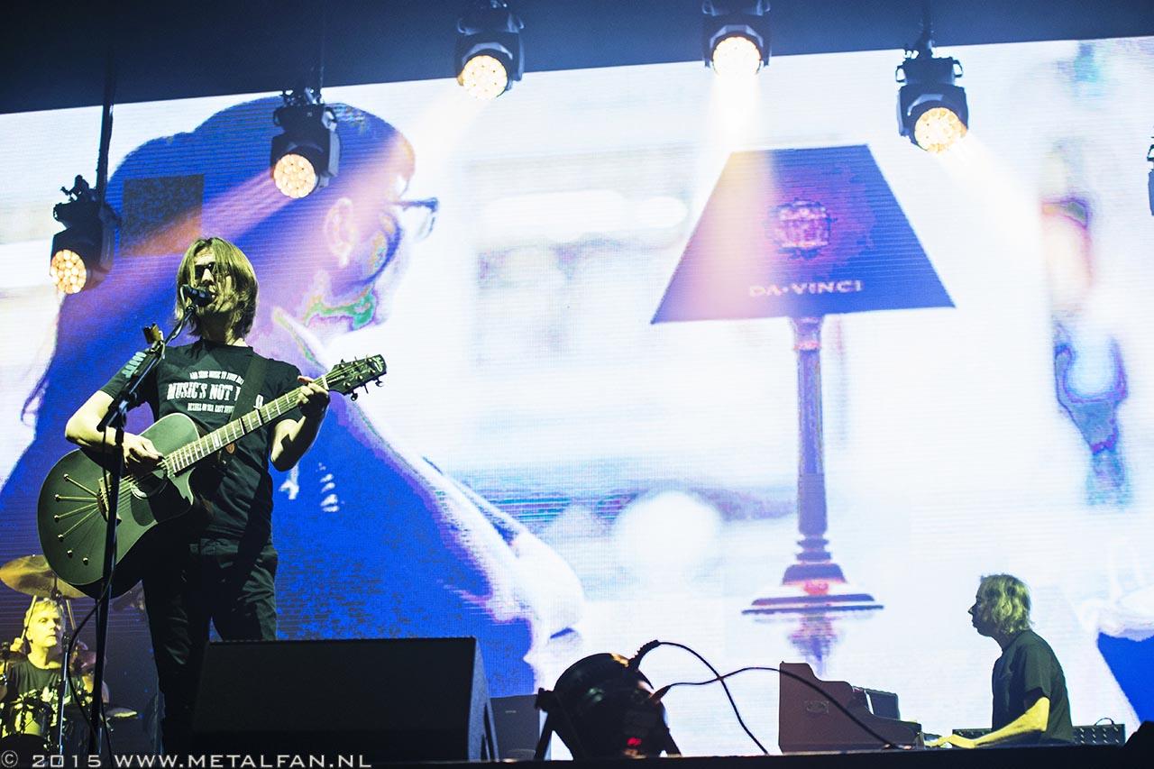 Steven Wilson @ Bospop 2015