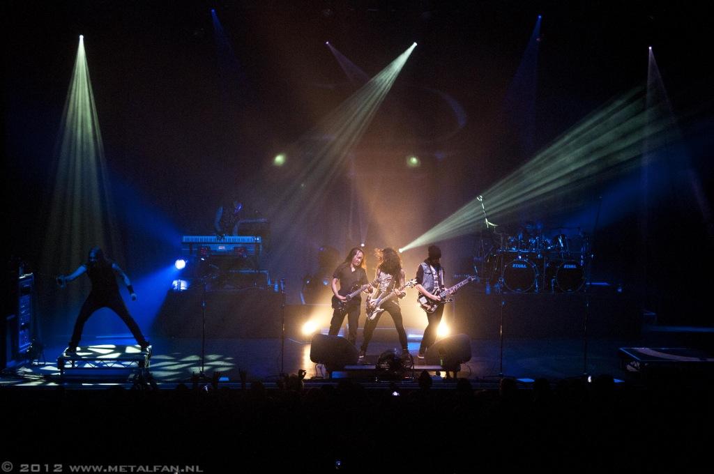 Dragonforce @ 013, Tilburg, 9-10-2012