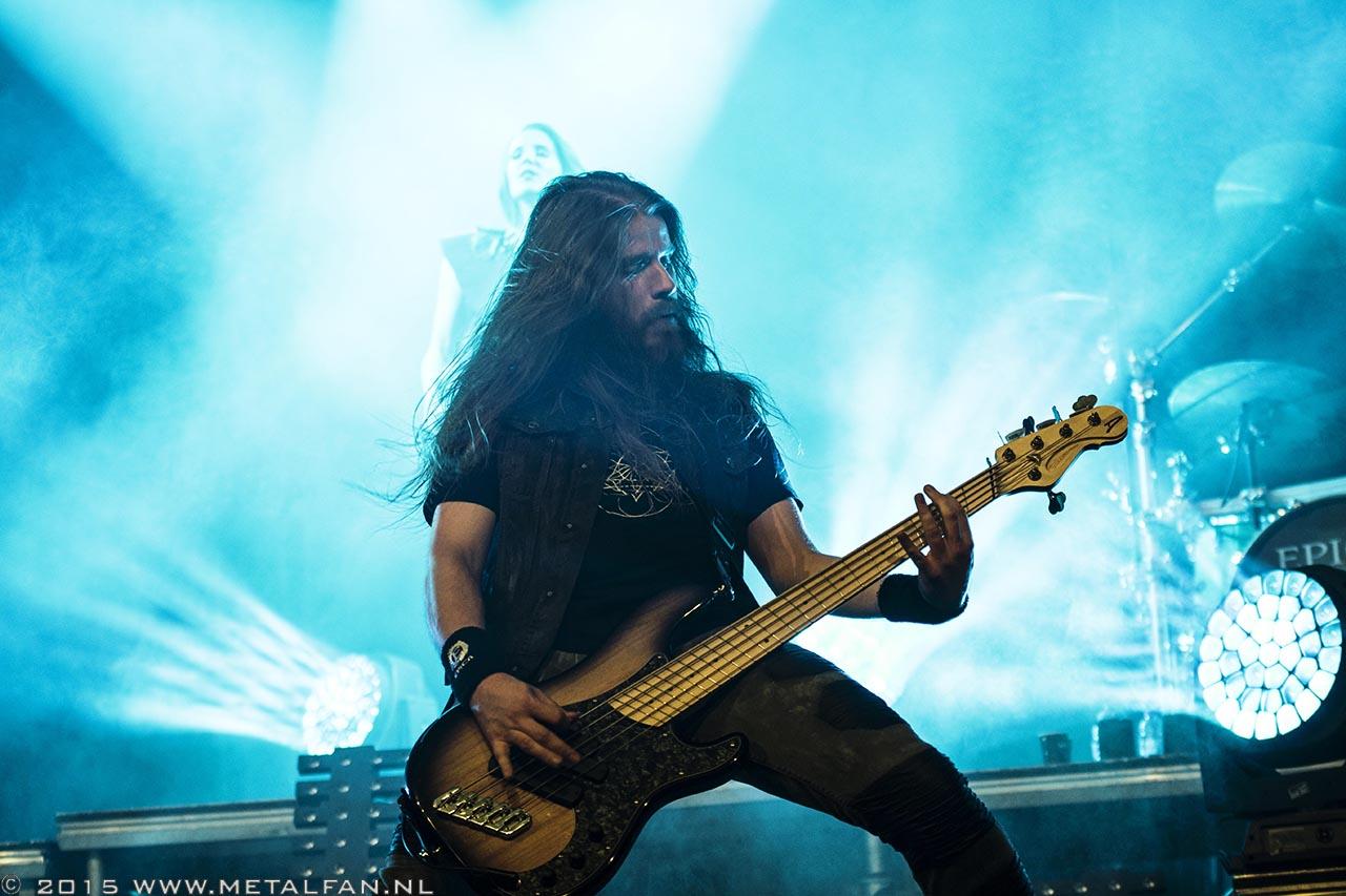 Epica @ Epic Metal Fest 2015