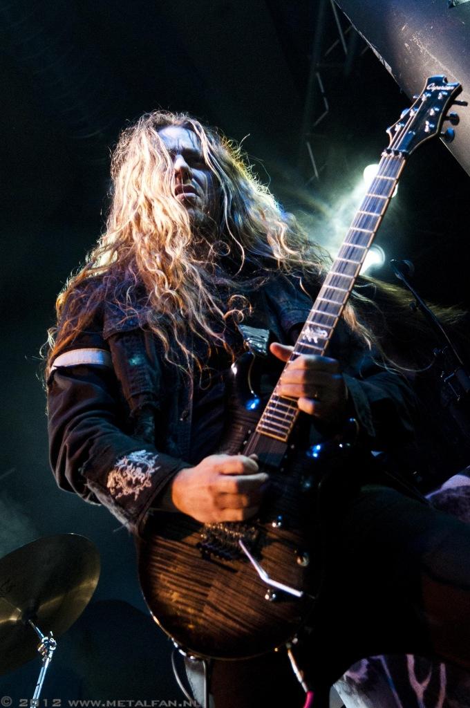 Evergrey @ Maassilo, Rotterdam, 21-12-2012