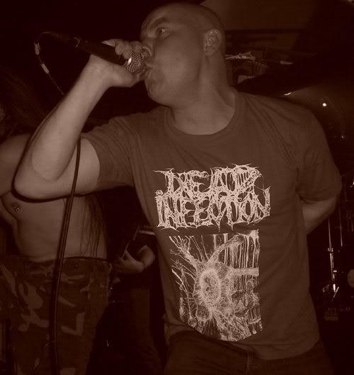 Inhume, Rotterdam, 25-4-2008