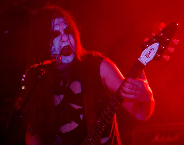 Morte Incandescente @ Black Metal Desecration 2010, Baroeg, Rotterdam