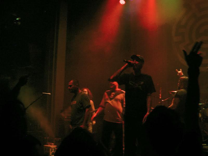 Osdorp Posse, 31-1-2008, Amsterdam