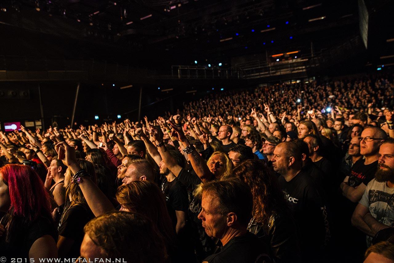 Publiek @ 013, Tilburg, 16-10-2015