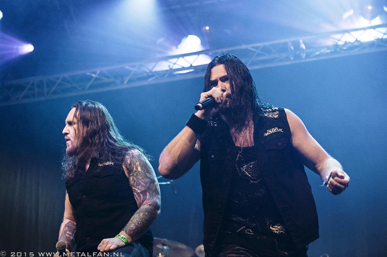 Scar Symmetry @ Epic Metal Fest 2015