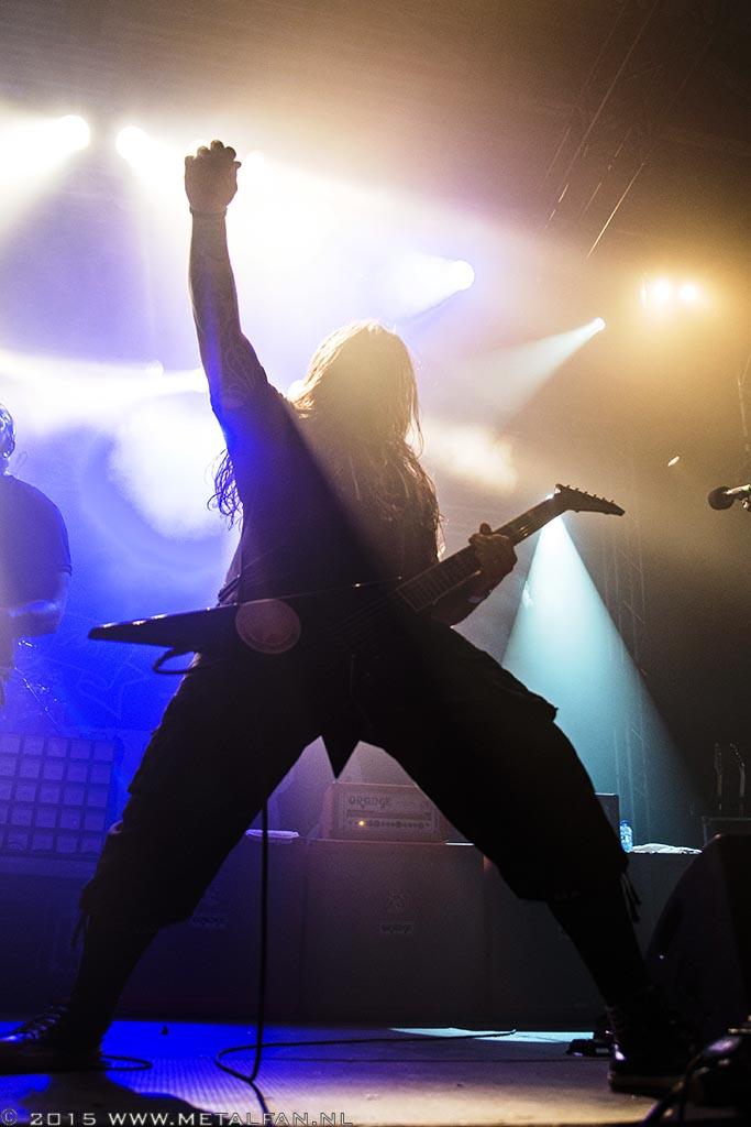 Sepultura @ Epic Metal Fest 2015