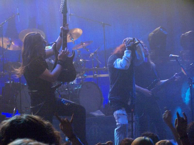 Sonata Arctica @ Lucky, Rijssen, 21-11-2008