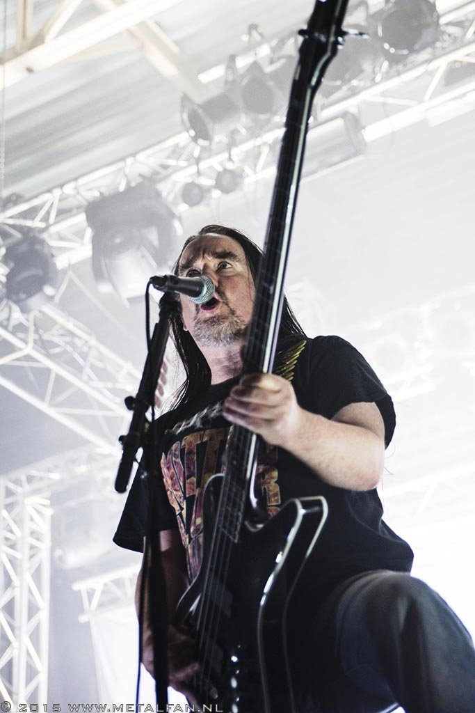 Carcass @ Speedfest 2015