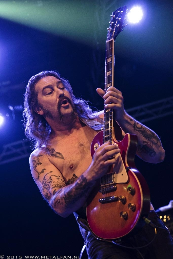 High On Fire @ Speedfest 2015