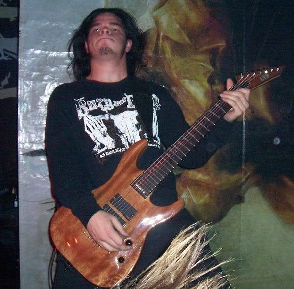 Suicide Silence, 02-02-2008, Baroeg Rotterdam