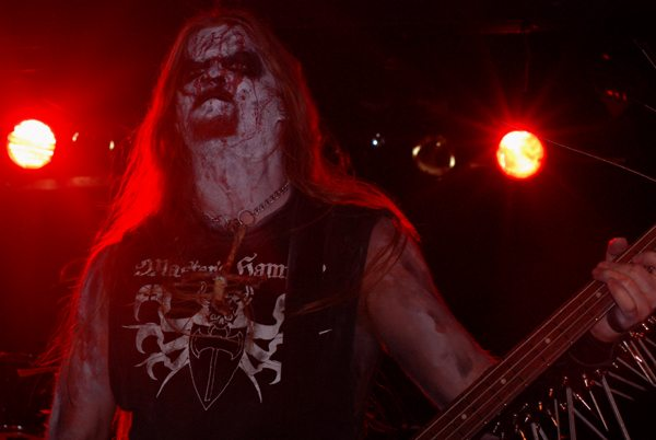 Urgehal @ Black Metal Desecration 2010, Baroeg, Rotterdam
